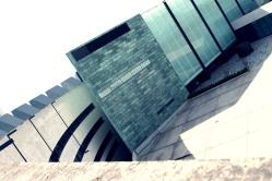 Kumu Art Muzeum - bardzo fotogeniczne miejsce dla wielbicieli zdjęć minimalistycznych
